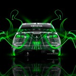Monster Energy Mitsubishi Lancer Evolution X 2014