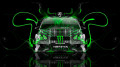Monster-Energy-Subaru-Impreza-WRX-STI-JDM-Green-Plastic-Car-2014-design-by-Tony-Kokhan-[www.el-tony.com]