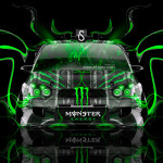 Monster Energy Subaru Impreza WRX STI 2014