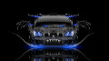 Subaru-Impreza-WRX-STI-JDM-Front-Water-Car-2014-Blue-Neon-design-by-Tony-Kokhan-[www.el-tony.com]