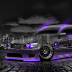 Toyota Altezza JDM Crystal City Car 2014