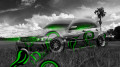Toyota-Altezza-JDM-Crystal-Nature-Car-2014-Green-Effects-HD-Wallpapers-design-by-Tony-Kokhan-[www.el-tony.com]