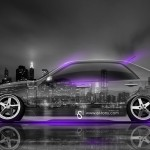 Toyota Altezza JDM Side Crystal City Car 2014