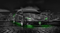 Toyota-Camry-Tuning-Crystal-City-Car-2014-Green-Neon-HD-Wallpapers-design-by-Tony-Kokhan-[www.el-tony.com]