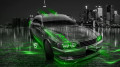Toyota-Chaser-JZX100-JDM-Crystal-Up-City-Car-2014-Green-Neon-design-by-Tony-Kokhan-[www.el-tony.com]