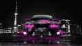 Toyota-Chaser-JZX100-JDM-Front-Crystal-City-Car-2014-Pink-Neon-design-by-Tony-Kokhan-[www.el-tony.com]