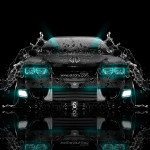 Toyota Chaser JZX100 JDM Front Water Car 2014