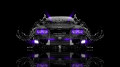 Toyota-Chaser-JZX100-JDM-Front-Water-Car-2014-Violet-Neon-design-by-Tony-Kokhan-[www.el-tony.com]