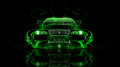 Toyota-Cresta-JZX100-JDM-Tuning-Front-Green-Fire-Car-2014-design-by-Tony-Kokhan-[www.el-tony.com]
