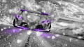 Toyota-FT-1-Crystal-Nature-Winter-Car-2014-Violet-Neon-HD-Wallpapers-design-by-Tony-Kokhan-[www.el-tony.com]