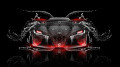 Toyota-FT-1-Tuning-Fron-Water-Car-2014-Orange-Neon-HD-Wallpapers-design-by-Tony-Kokhan-[www.el-tony.com]