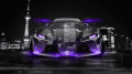 Toyota-FT-1-Tuning-Front-Crystal-City-Car-2014-Violet-Neon-design-by-Tony-Kokhan-[www.el-tony.com]