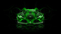 Toyota-FT-1-Tuning-Front-Green-Fire-Car-2014-HD-Wallpapers-design-by-Tony-Kokhan-[www.el-tony.com]