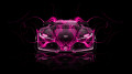 Toyota-FT-1-Tuning-Front-Pink-Fire-Car-2014-HD-Wallpapers-design-by-Tony-Kokhan-[www.el-tony.com]