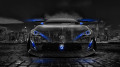 Toyota-GT-86-Tuning-Front-Crystal-City-Car-2014-Blue-Neon-HD-Wallpapers-design-by-Tony-Kokhan-[www.el-tony.com]