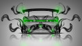 Toyota-Mark2-JZX90-JDM-Tuning-Crystal-Effects-Plastic-Car-2014-Green-Neon-design-by-Tony-Kokhan-[www.el-tony.com]