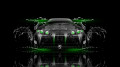 Toyota-Soarer-JDM-Tuning-Front-Water-Car-2014-Green-Neon-design-by-Tony-Kokhan-[www.el-tony.com]