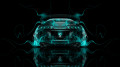 Toyota-Supra-JDM-Back-Azure-Fire-Car-2014-HD-Wallpapers-design-by-Tony-Kokhan-[www.el-tony.com]