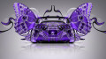 Toyota-Supra-JDM-Back-Fantasy-Butterfly-Car-2014-Violet-Colors-design-by-Tony-Kokhan-[www.el-tony.com]