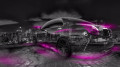 Toyota-Verossa-JZX110-JDM-Back-Crystal-City-Car-2014-Pink-Neon-design-by-Tony-Kokhan-[www.el-tony.com]