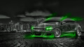 Volkswagen-Scirocco-RS-Crystal-City-Car-2014-Green-Neon-design-by-Tony-Kokhan-[www.el-tony.com]