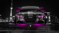 Audi-RS5-Tuning-Front-Crystal-City-Car-2014-Pink-Neon-HD-Wallpapers-design-by-Tony-Kokhan-[www.el-tony.com]