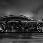 Audi S7 Side Crystal City Car 2014