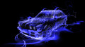 BMW-E30-Blue-Fire-Abstract-Car-2014-HD-Wallpapers-design-by-Tony-Kokhan-[www.el-tony.com]