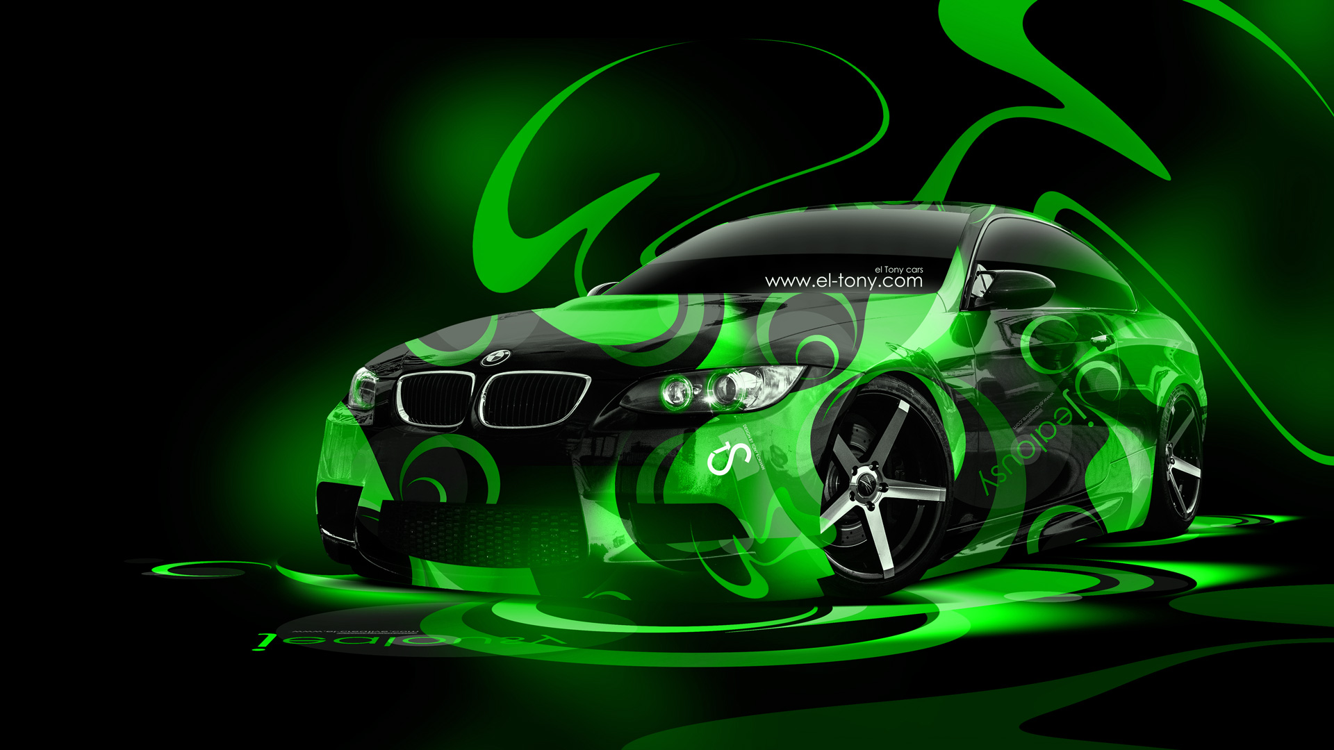 Image Gallery Neon Cars Hd