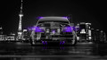 BMW-M3-Back-Crystal-City-Car-2014-Violet-Neon-design-by-Tony-Kokhan-[www.el-tony.com]