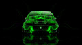 BMW-M3-Back-Green-Fire-Abstract-Car-2014-HD-Wallpapers-design-by-Tony-Kokhan-[www.el-tony.com]