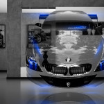 BMW M6 Fantasy Crystal Home Fly Car 2014