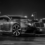 Bentley Continental GT Crystal City Car 2014