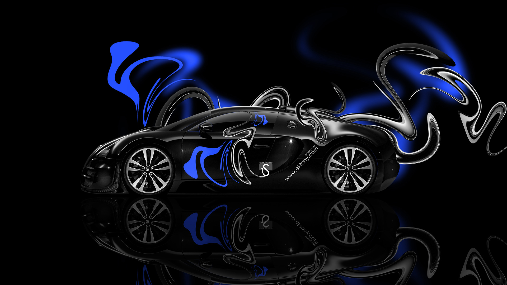 neon bugatti for pinterest - photo #25