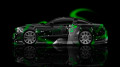 Ford-Mustang-GT-Muscle-Side-Anime-Aerography-Car-2014-Green-Neon-design-by-Tony-Kokhan-[www.el-tony.com]