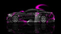 Ford-Mustang-GT-Muscle-Side-Anime-Aerography-Car-2014-Pink-Neon-design-by-Tony-Kokhan-[www.el-tony.com]