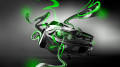 Honda-S2000-Roadster-Fantasy-Plastic-Fly-Car-2014-Green-Neon-design-by-Tony-Kokhan-[www.el-tony.com]