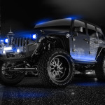 Jeep Wrangler Crystal City Car 2014