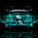 Mitsubishi Lancer Evolution Anime Aerography Car 2014