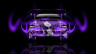 Mitsubishi-Lancer-Evolution-JDM-Back-Anime-Aerography-Car-2014-Violet-Neon-design-by-Tony-Kokhan-[www.el-tony.com]