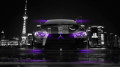 Mitsubishi-Lancer-Evolution-X-Tuning-Front-Crystal-City-Car-2014-Violet-Neon-design-by-Tony-Kokhan-[www.el-tony.com]