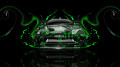 Monster-Energy-Toyota-Supra-JDM-Front-Plastic-Car-2014-Green-Neon-design-by-Tony-Kokhan-[www.el-tony.com]