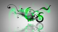 Moto-Kawasaki-Motocross-KX85-Fantasy-Lynx-Bike-2014-Green-Neon-HD-Wallpapers-design-by-Tony-Kokhan-[www.el-tony.com]