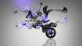 Moto-Yamaha-Vmax-Fantasy-Tiger-Plastic-Violet-Neon-Bike-2014-Creative-HD-Wallpapers-design-by-Tony-Kokhan-[www.el-tony.com]