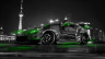 Nissan-370Z-JDM-Crystal-City-Car-2014-Green-Neon-HD-Wallpapers-design-by-Tony-Kokhan-[www.el-tony.com]
