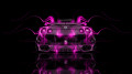 Nissan-GTR-R35-Back-Pink-Fire-Abstract-Car-2014-HD-Wallpapers-design-by-Tony-Kokhan-[www.el-tony.com]