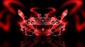 Nissan-GTR-R35-Back-Super-Abstract-Car-2014-Orange-Neon-design-by-Tony-Kokhan-[www.el-tony.com]