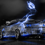 Nissan Skyline GTR R33 JDM Crystal Energy City Car 2014