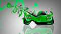 Pagani-Zonda-C12-Fantasy-Plastic-Car-2014-Green-Neon-HD-Wallpapers-design-by-Tony-Kokhan-[www.el-tony.com]