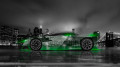 Peugeot-Onyx-Side-Crystal-City-Car-2014-Green-Neon-HD-Wallpapers-design-by-Tony-Kokhan-[www.el-tony.com]